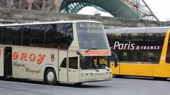 Les poids lourds dans le collimateur de Paris