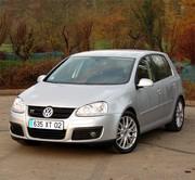 Essai Volkswagen Golf GT TSI Mk5 : La nouvelle vague