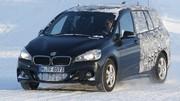 BMW Série 2 Gran Tourer : Le Gran Tourer aux sports d'hiver