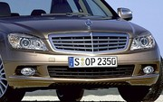Mercedes C : un summum du classique