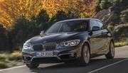 BMW Série 1 restylée 2015 : entre 150 € et 1 350 € plus chère