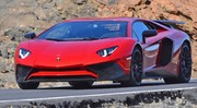 Lamborghini Aventador LP 760-2 SV : premières photos du futur monstre italien !