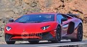 Lamborghini : L'Aventador SV, terrifiante