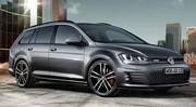 Volkswagen Golf GTD SW : prise de muscles