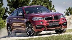Essai BMW X6 M50d : Le SUV tendance SAC