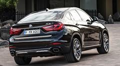 BMW X6 : voiture la plus volée en France