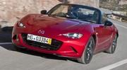 Essai Mazda MX-5 : Pour le plaisir