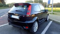 Marche arrière : La Ford Fiesta ST150