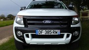 Essai Ford Ranger 3.2 Wildtrack double cabine: Born in USA
