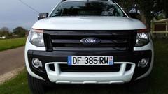 Essai Ford Ranger 3.2 Wildtrack double cabine: Born in USA