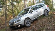 Essai Subaru Outback: Recette originale préservée!