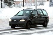 Le nouveau VW Sharan : un peu trop tard