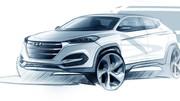 Hyundai Tucson 2015 : le nouveau SUV coréen se dessine !