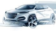 Genève 2015 : Hyundai Tucson, une première ébauche