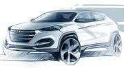 Hyundai dévoile le Tucson : Les premières images du nouveau Hyundai iX35