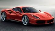 Ferrari 488 GTB : Mise sous pression