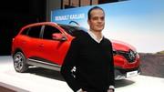Interview : Bertrand Grisard designer extérieur du Renault Kadjar