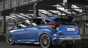 La toute nouvelle Ford Focus RS dévoilée