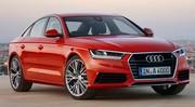 Serait-ce la nouvelle Audi A4 ?