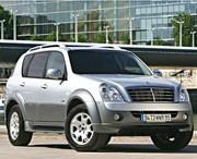 Ssangyong Rexton II Grand Luxe 186 ch : Un Diesel costaud