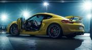Porsche Cayman GT4, 385 ch pour le plus méchant des Cayman