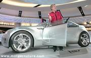Chevrolet Volt, pour faire le plein : essence, E85, électricité ou hydrogène ?