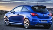 Opel officialise sa Corsa OPC