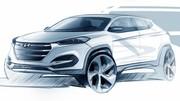 Hyundai : le nouveau Tucson/ix35 s'avance
