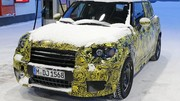 Mini Countryman : Un changement radical dans l'air?