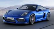 Nouvelle Porsche Cayman GT4 2015 : la mini-GT3 de sortie