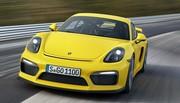 Et pan ! Le nouveau Porsche Cayman GT4