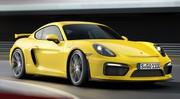 Porsche Cayman GT4 : dopée aux hormones de 911 GT3