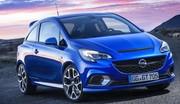 Nouvelle Opel Corsa : voici l'OPC !