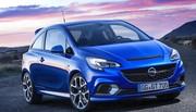 Opel Corsa OPC : l'anti Fiesta ST