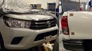 Le nouveau Toyota Hilux se montre