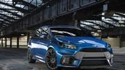 Ford Focus RS en quatre roues motrices