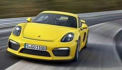 Le Porsche Cayman GT4 s'anime en vidéo