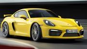 Porsche Cayman GT4 : Cayman pareil qu'une 911 GT3