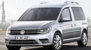 Volkswagen Caddy, nouveau en surface
