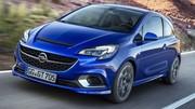 Opel Corsa OPC : le retour