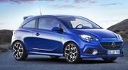 207 ch pour l'Opel Corsa OPC