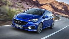 Cinquième génération de l'Opel Corsa OPC