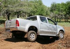 Essai Toyota Hilux : Tourisme et travail