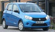Essai Suzuki Celerio: la chasse aux Dacia est ouverte