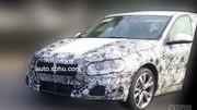 Voici la future BMW Série 1 berline