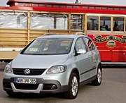 Volkswagen CrossGolf : Tout pour le look !