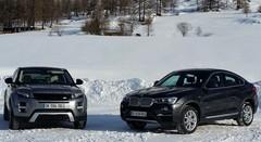 Essai BMW X4 vs Range Rover Evoque : Duel au sommet