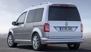Le nouveau Volkswagen Caddy IV devient plus moderne