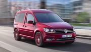 Volkswagen dévoile son Caddy de quatrième génération