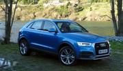 Essai Audi Q3 : Plus musclé, plus propre